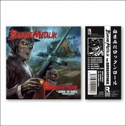 """THE GOREFATHER"" CD Japan version limitée"