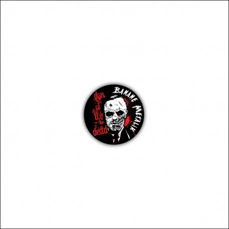 "Button ""DON MUERTE"""