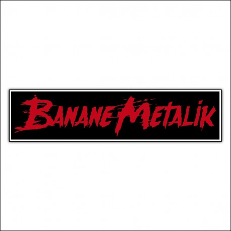 "Patch ""BANANE METALIK Logo"""