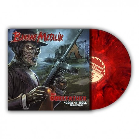 """THE GOREFATHER"" 33T (Edition limitée zombie blood)"