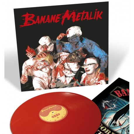 """SEX BLOOD AND GORE'N'ROLL"" LP"