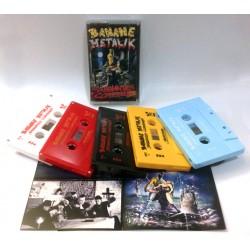 """""""SANGLANTES CONFESSIONS"""" cassette (édition limitée)"""