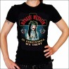 "Women T-shirt ""SANTA GORE'N'ROLL"""