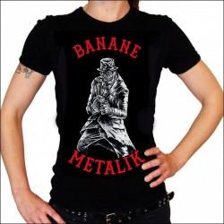 """T-shirt femme """"GUNSHOT"""""""
