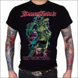 """T-shirt Homme """"VIVA GORE'N'ROLL"""""""
