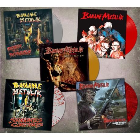 Package soldes : 2 Vinyles (au choix)