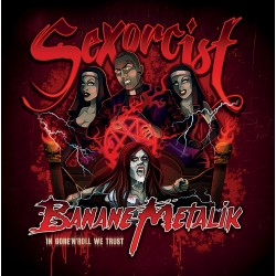 SEXORCIST pack (45 tours + CD)