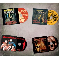 Package soldes : 2 cd's (au choix)