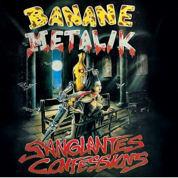 Sanglantes confessions Digipack CD (Limited Edition)
