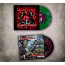 XMAS Package : Sexorcist EP + The Gorefather CD