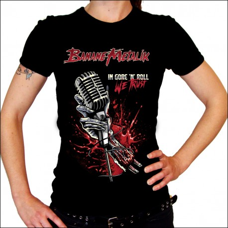 "Women Tshirt ""ZOMBIE MICRO"""