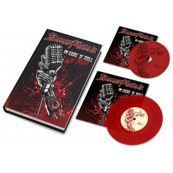 "PACKAGE ARTBOOK + VINYLE + CD ""In gore'n'roll we trust """