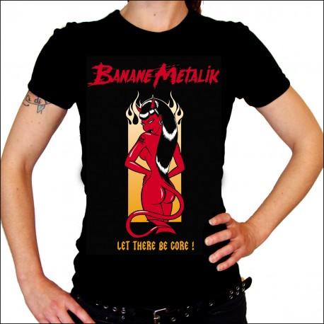 """Women Tshirt """"DEVIL GIRL"""""""