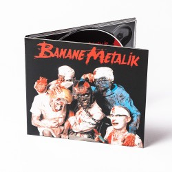 """SEX, BLOOD & GORE'N'ROLL"" CD"